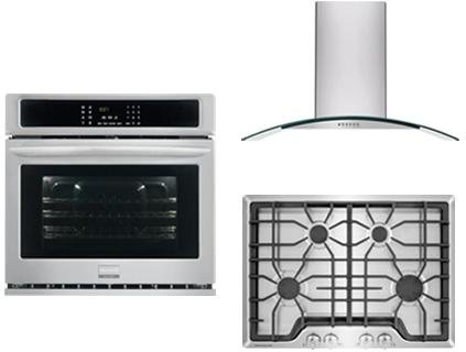 Frigidaire Frigidaire Gallery 3-Piece Kitchen Package With F