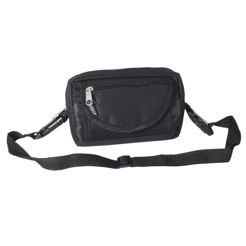 Everest 058 Compact Utility Pouch – Black, Outdoor Stuffs