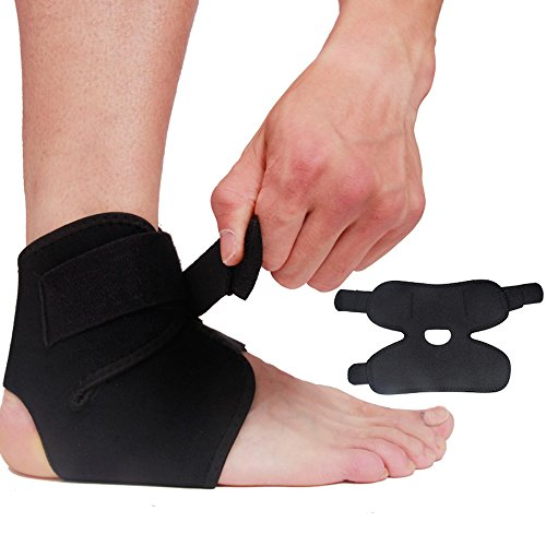 Nice, supportive & easy to attach to foot.