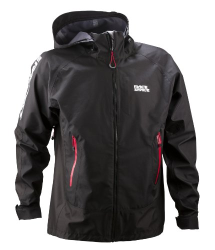 Chute Waterproof Jacket Black Large