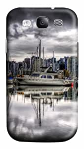 Port Hdr PC Custom Design Case Cover for Samsung Galaxy S3 / SIII / I9300