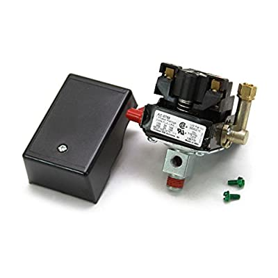 Craftsman 5140117-68 Air Compressor Pressure Switch Genuine Original Equipment Manufacturer (OEM) part for Craftsman