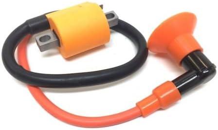 Bobina de encendido naranja para Yamaha Aerox, MBK Nitro 50 ...