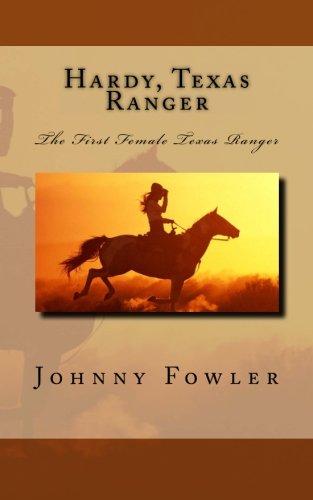 book cover of Hardy, Texas Ranger