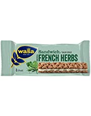 Wasa Sandwich - Cheese and French Herbs, 30g