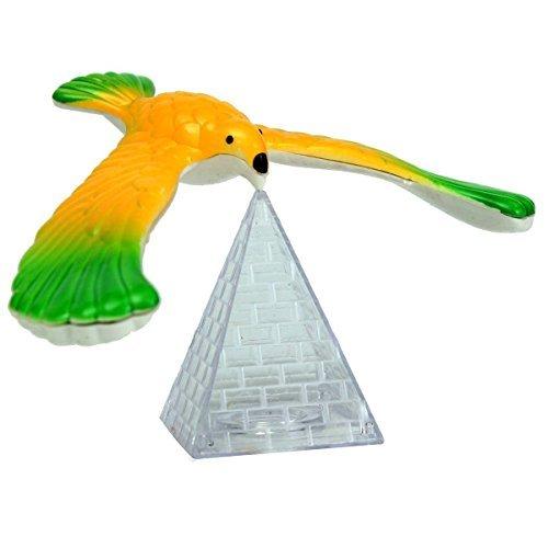 Kasstino Magic Balancing Bird Science Desk Toy Novelty Fun Learning Gag Gift Weighted