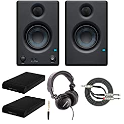 Presonus Eris-E3.5 Studio Monitors (Pair...