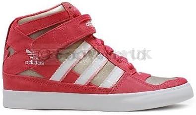 adidas Women s – Forum Up W – Rosa Plateado Blanco, Color Rosa, Talla 37 1/3 EU: Amazon.es: Zapatos y complementos