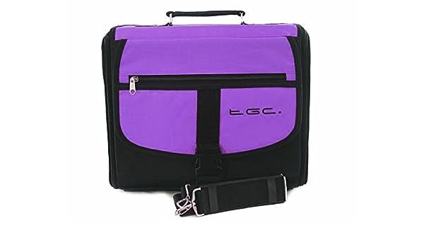 Sony Playstation 2 PS2 púrpura y negro consola bolsa/funda. También para coche uso.: Amazon.es: Electrónica