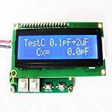 Taidacent 1pcs Analog Panel impedance Analyzer