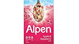 Alpen - Raspberry & Apple Muesli - 560g