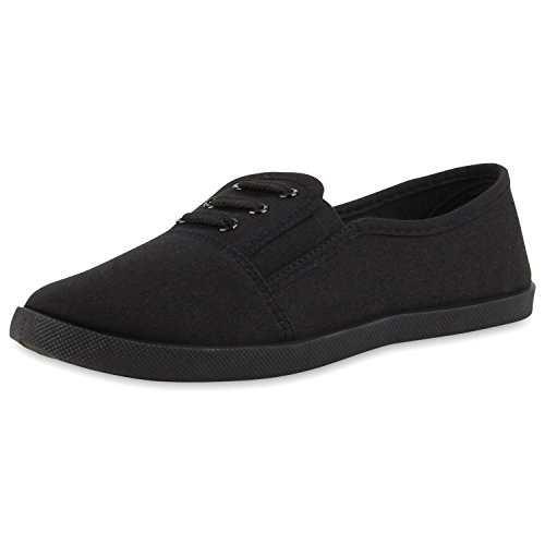 Zapatillas Japado negro Negro Zapatillas Mujer negro Japado Negro Mujer Xqnxw6X1pI