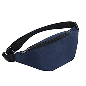 Waist Bag Female Belt New Brand Fashion Waterproof Chest Handbag Unisex Fanny Pack Ladies Waist Pack Belly Bags Purse Chest Bag Sports & Entertainment Camping & Hiking