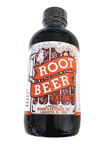 Root Beer Float Dessert - Shank's Root Beer Extract, 4 fl oz