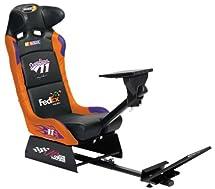 NASCAR #11 Denny Hamlin FedEx Video Game Racing Seat