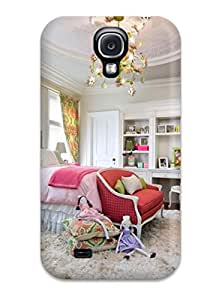 JgmgyKw14648Clbki White And Pink Girl8217s Bedroom Awesome High Quality Galaxy S4 Case Skin
