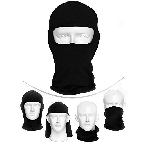 Maoko Kids Thin Hood Balaclava,Ski Face Mask Balaclava for Child (20 Colors)