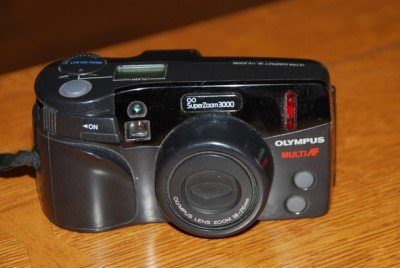 Olympus SuperZoom 3000 Film Camera with 38-110mm Zoom Lens - Olympus Super Zoom