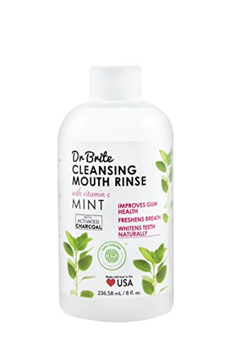 Natural Cleansing Mouthwash - 9