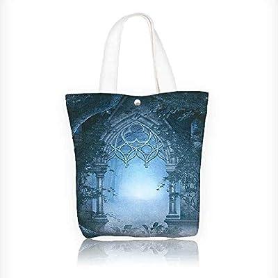 Bolsas de playa de lona decorativas con diseño de ángel puro ...