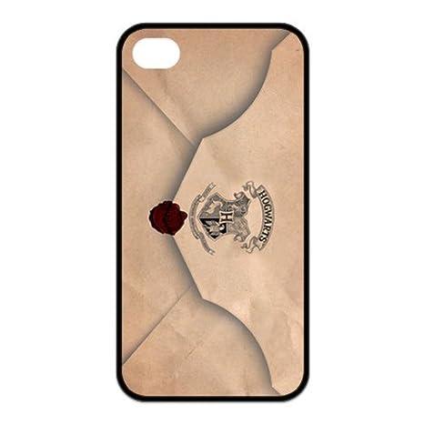 HARRY POTTER - Carcasa para iPhone 4 y 4S (goma), diseño de ...