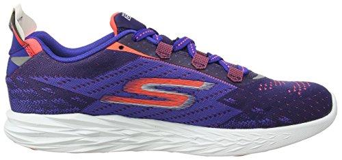 Uomo Go blor 5 Scarpe Run Sportive Skechers Outdoor Blu 7Yxn4p4wU