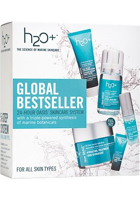 H2O Plus Face Oasis Global Bestseller Kit (H2o Lip Oasis compare prices)
