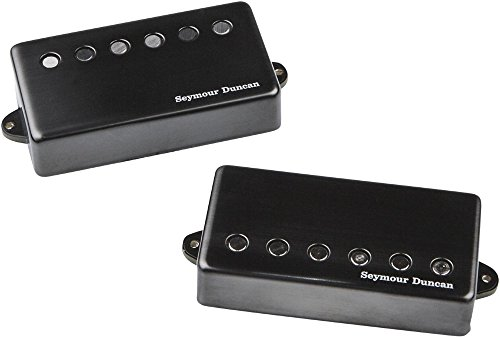 Seymour Duncan Jeff Loomis Blackout Pickups - Set