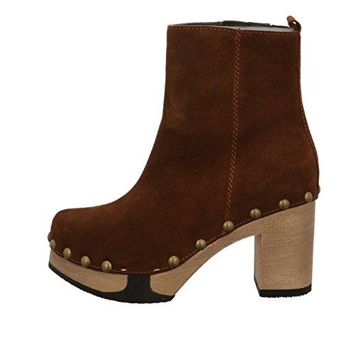 04 Softclox Brown Women's Boots Brown S3368 BROWN Rqvv0Z1Wn