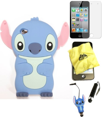 Bukit Cell 3D Disney Case Bundle - 5 items: BLUE 3D Cute ...