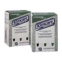 KIMBERLY-CLARK PROFESSIONAL* KIMCARE INDUSTRIES* Super Duty Hand Cleanser with Grit