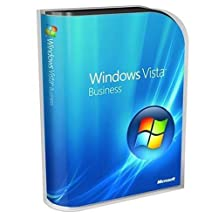 Microsoft Windows Vista Business English  [DVD]