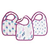 aden + anais Snap Bibs (Pack Of 3) - Wink by Aden + Anais