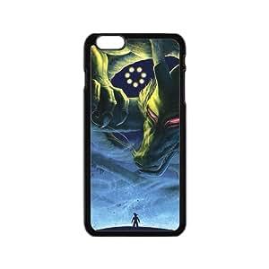 JIANADA Green Dragon Monster BlackiPhone 6 case