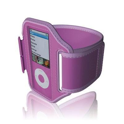 Imation Nano (Sportwrap for Ipod Nano 4G Pink)