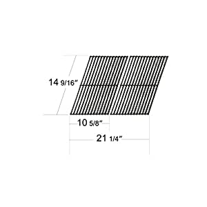 51702 - Porcelain Steel Wire Cooking Grid For Kenmore & Thermos Gas Grills