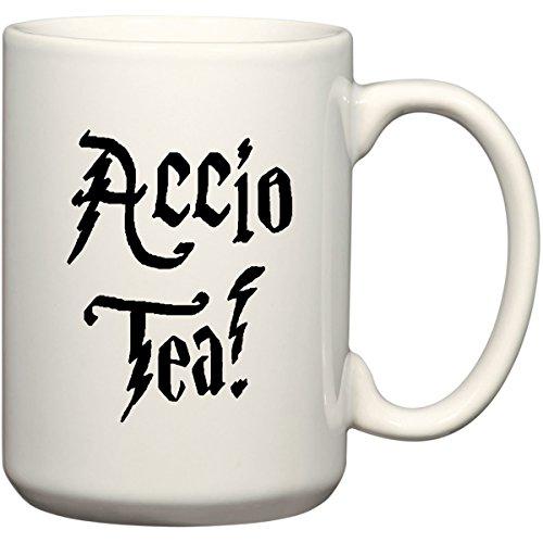 ACCIO TEA! Harry Potter Mug