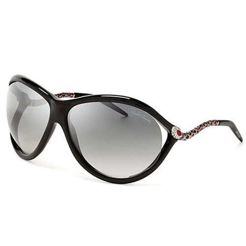 Roberto Cavalli Women's Caph Butterfly Sunglasses, Black, - Sunglasses Cavalli 2013