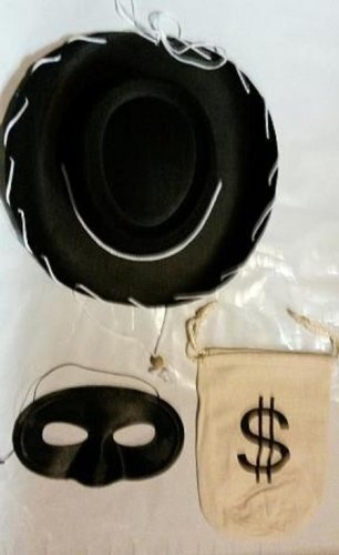 [Child Robber Costume] (Robber Costumes)