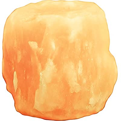 Pure Himalayan Salt Works 308471 Tea Light Candle Holder - 2.lbs