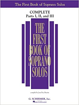 ~ONLINE~ The First Book Of Solos Complete - Parts I, II And III: Soprano. final Showroom Hotel Remotely annual