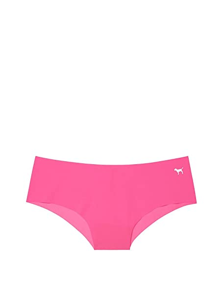 b5a3256cc40aa Victoria's Secret PINK No-Show Cheekster Panty Pink On Fleek (Medium ...