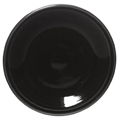 Fiesta 7-1/4-Inch Salad Plate, Black