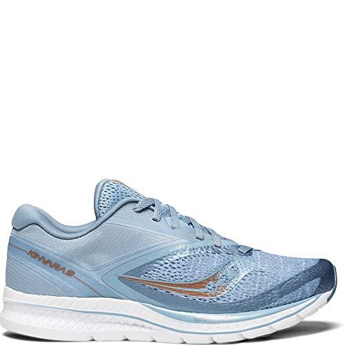 Saucony Women's Kinvara 9 Running Shoe, Blue/Denim, 11.5 Medium US -  S10418-30-450-11.5 Medium US