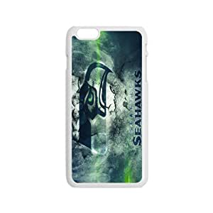 Hope-Store NFL Seattle Seahawks Cell Phone Case for Iphone 6