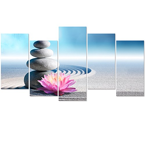 Visual Art Decor Zen Yoga Room Wall Picture Canvas Prints