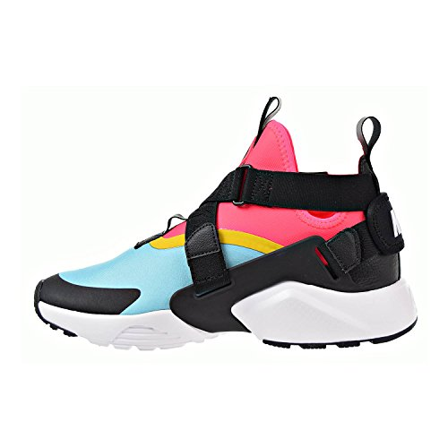 Multicolore Nike Scarpe Bleached Huarache Black Aqua W Fitness City 400 da Donna Air 8wwUnqSg