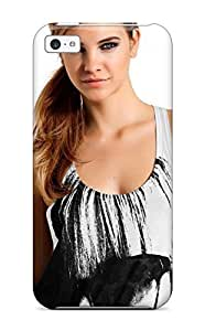New Style Tpu 5c Protective Case Cover/ Iphone Case - Barbara Palvin Hungarian Model