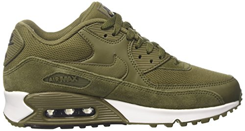 Medium Olive running Vert Velvet Medium 90 NIKE Chaussures Brown Olive de homme Essential Air Max UnUY7aP1