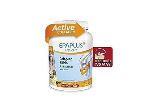 HIALURONICO+ MAGNESIO INSTANT SABOR VAINILLA 326 G.: Amazon.es: Salud y cuidado personal